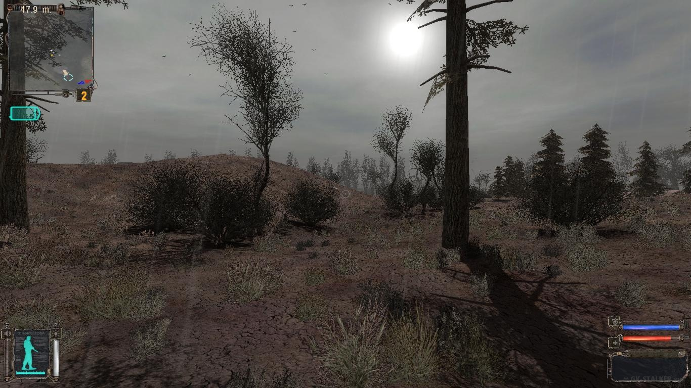 S.T.A.L.K.E.R. Mysterious Zone